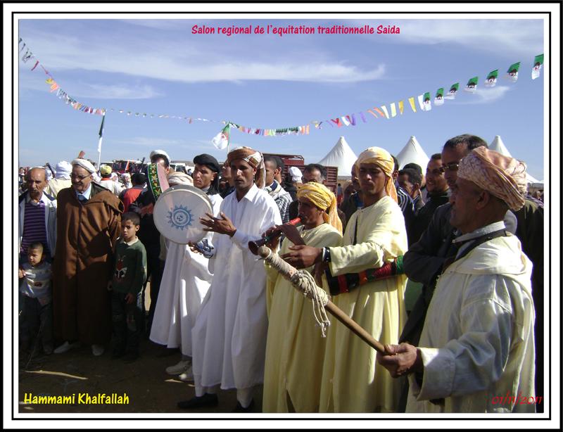 SAIDA:Salon régional de l'équitation traditionnelle 111101051636436768990260