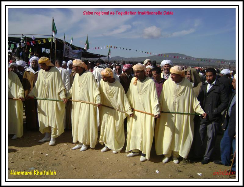 SAIDA:Salon régional de l'équitation traditionnelle 111101051637436768990261