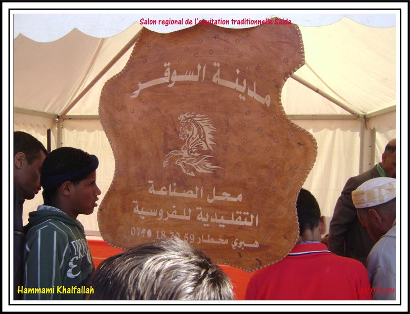 SAIDA:Salon régional de l'équitation traditionnelle 111101051638436768990273