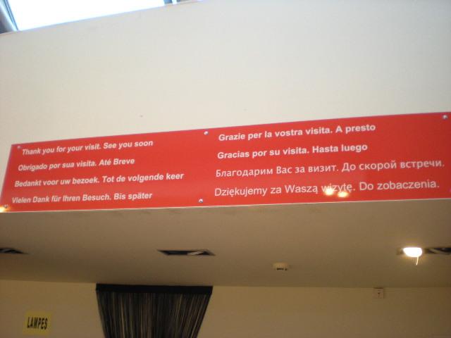 Het Nederlands in onze winkels, bedrijven en in de openbare ruimte 111101101418970738992326