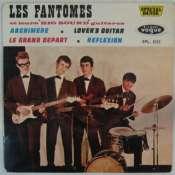 FANTÔMES - Archimède - 45T (EP 4 titres)