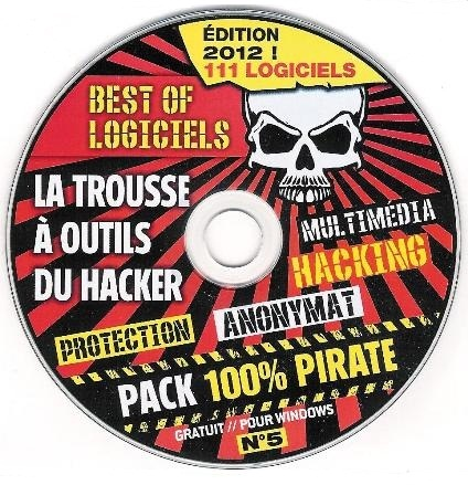 CD Pirate Informatique N°11 (Novembre Decembre 2011 – Janvier 2012) [FS]