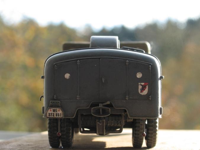 kfz.385 tankwagen Italeri 1/35 111110045335667019031543