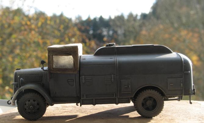 kfz.385 tankwagen Italeri 1/35 111110045343667019031544