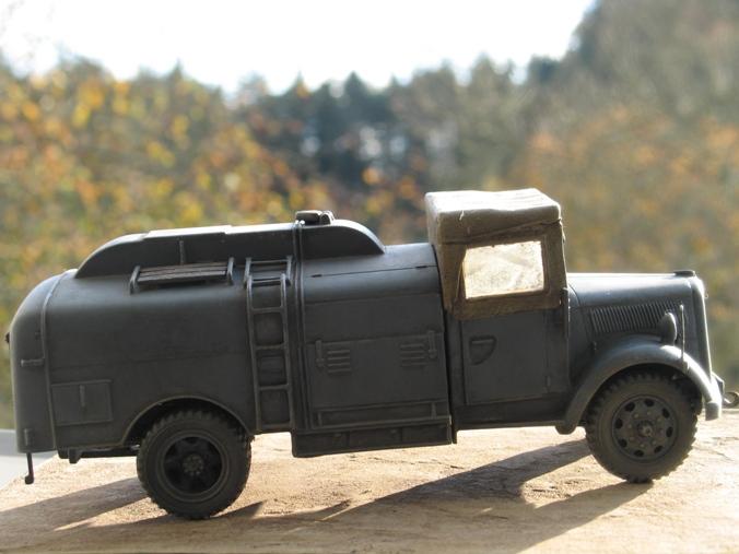 kfz.385 tankwagen Italeri 1/35 111110045451667019031548