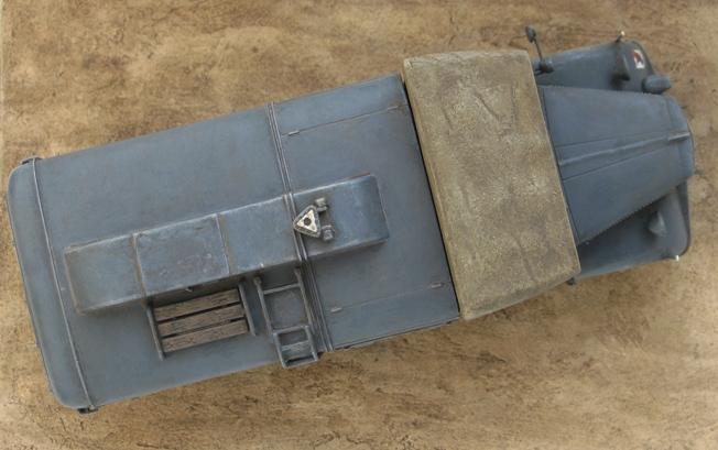 kfz.385 tankwagen Italeri 1/35 111110045501667019031550