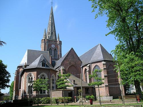 Metselaarsmerken, Metselaarstekens & Runentekens in Frans-Vlaanderen 111111102325970739034367