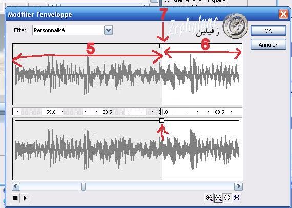 Réglage du volume ou coupure d'un morceau de musique trop long dans flash 111112115123692889039278
