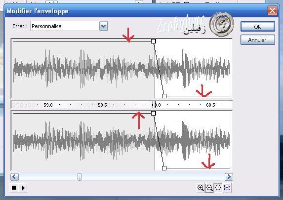 Réglage du volume ou coupure d'un morceau de musique trop long dans flash 111112115204692889039281