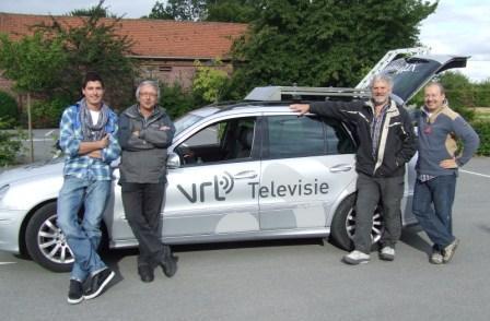 De VRT heeft steeds meer interesse voor Frans-Vlaanderen - Den draed 111113025142970739043860