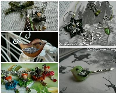 bijoux artisanaux automne