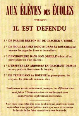 Vergelijking van culturele minderheden in Frankrijk 111121025718970739079059