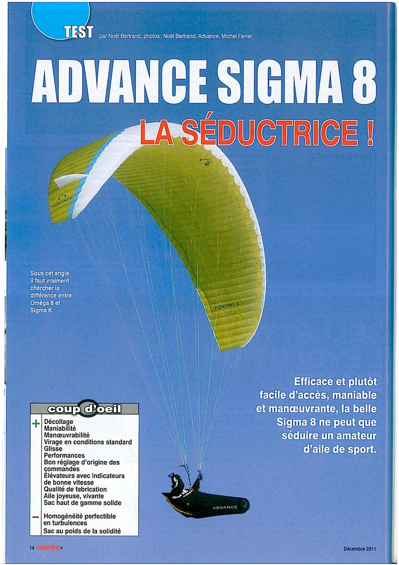 Imprimer la page - SIGMA 8