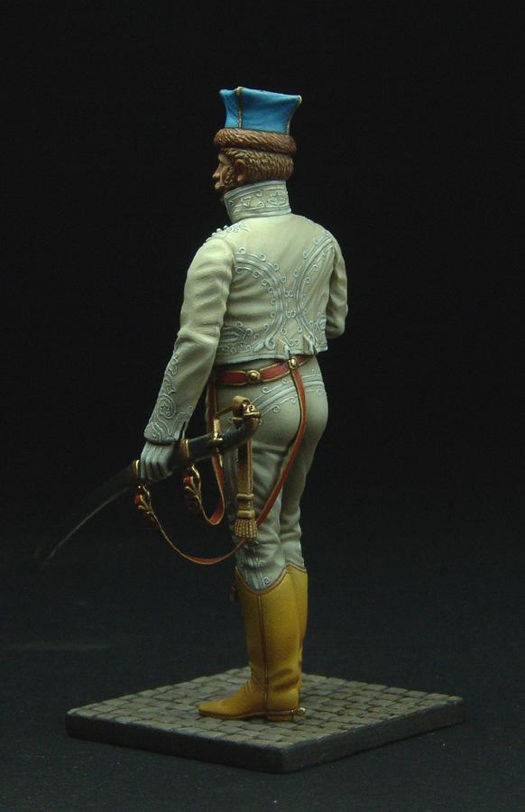 Officier de Hussard en Tenue de Nankin. (Il est fini,...enfin!) - Page 3 111129021822359349110584
