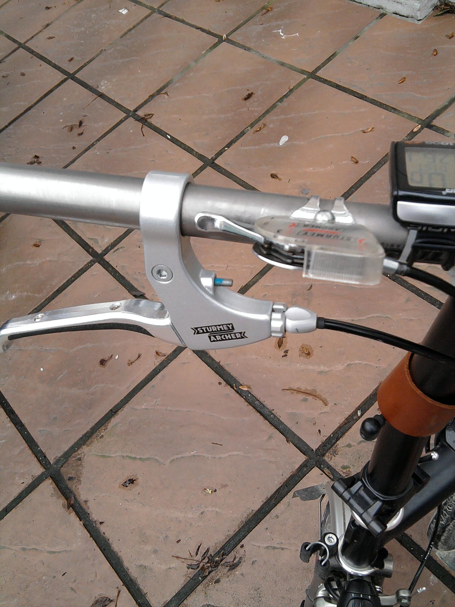 leviers de frein Sturmey-Archer 1112040106281131169132271