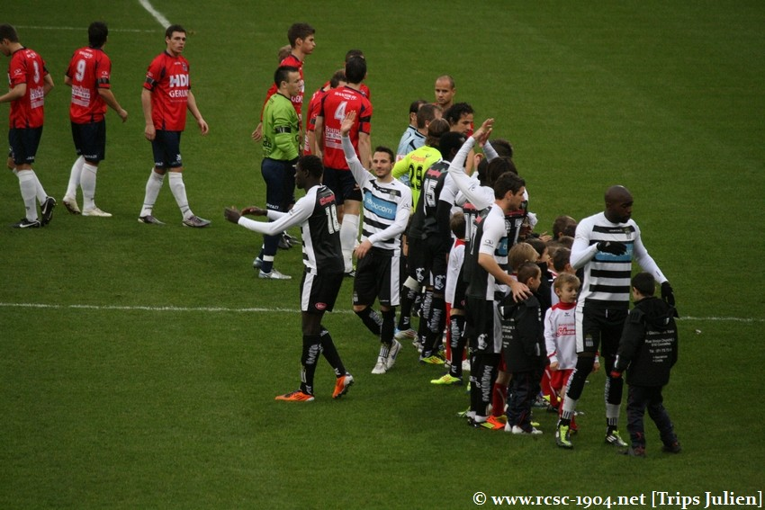 R.Charleroi.S.C. - FCV Dender EH [Photos] 1-0 1112041032321369139136355