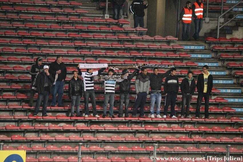 R.Charleroi.S.C. - FCV Dender EH [Photos] 1-0 1112041042061369139136424