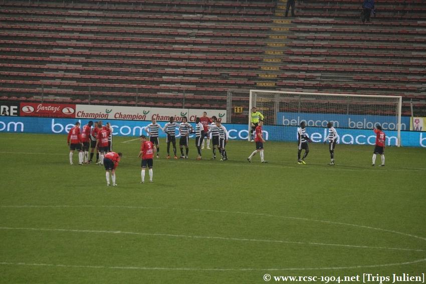 R.Charleroi.S.C. - FCV Dender EH [Photos] 1-0 1112041042141369139136427