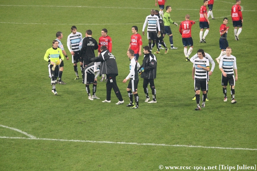 R.Charleroi.S.C. - FCV Dender EH [Photos] 1-0 1112041042291369139136432