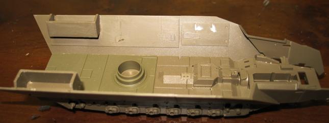 sd.kfz 251/21 ausf D AFVclub 1/35 111206022023667019142037