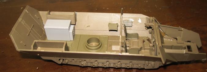 sd.kfz 251/21 ausf D AFVclub 1/35 111207030303667019146794