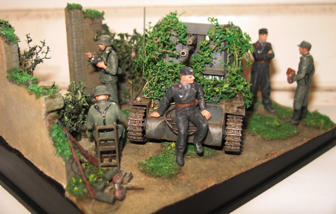 panzerjager I 4,7cm pak Italeri 1/35 111208033055667019152867