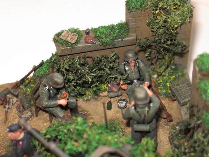 panzerjager I 4,7cm pak Italeri 1/35 111208033115667019152868