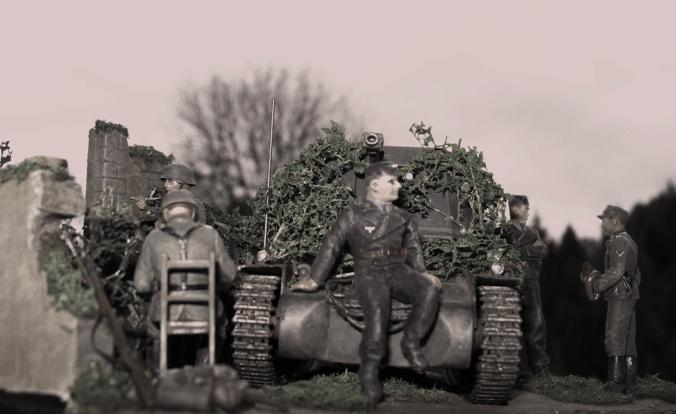 panzerjager I 4,7cm pak Italeri 1/35 111208033248667019152872