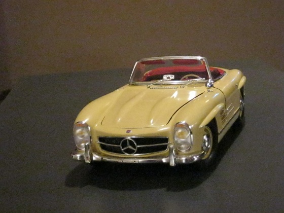 Mercedes 300 SL cabriolet 1112080711561109379154344